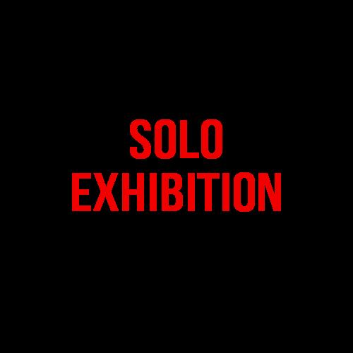 Online Solo Exhibition Winner