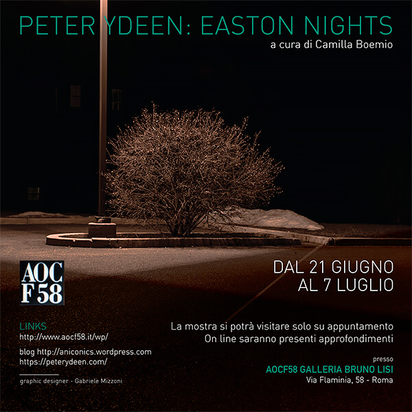 Easton Nights by Peter Ydeen