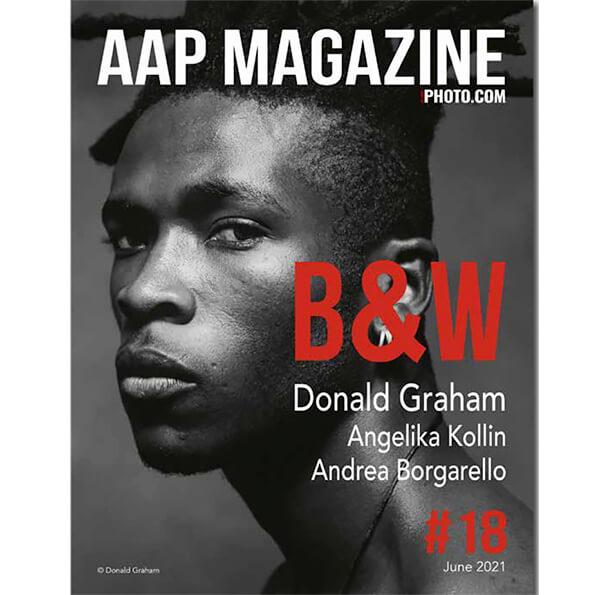 The Stunning Winning Images of AAP Magazine 18 B&W