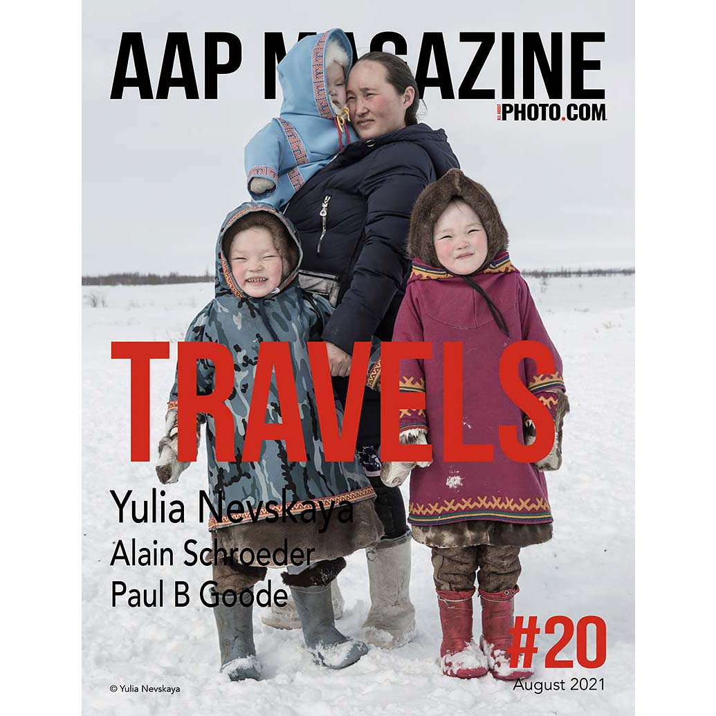 The Mind-Blowing Winning Images of AAP Magazine 20 TRAVELS