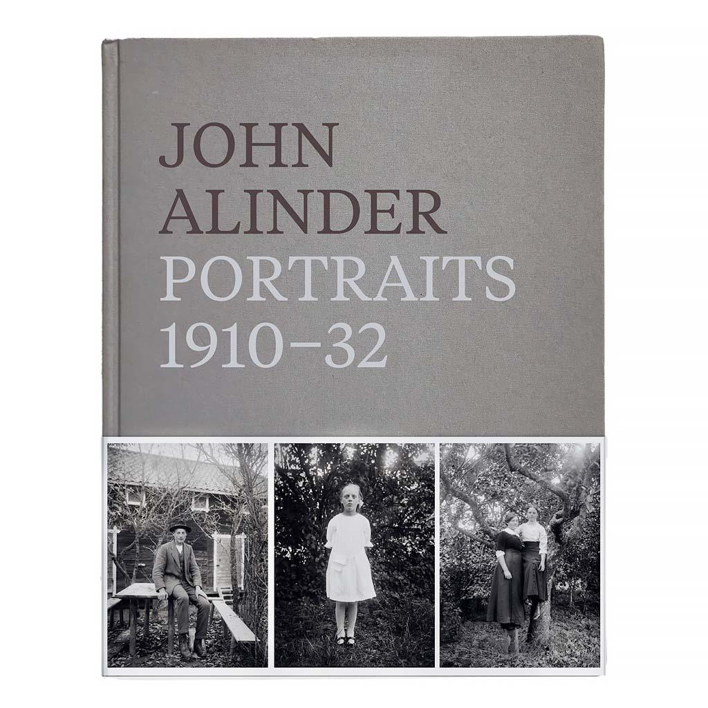 John Alinder: Portraits 1910-32