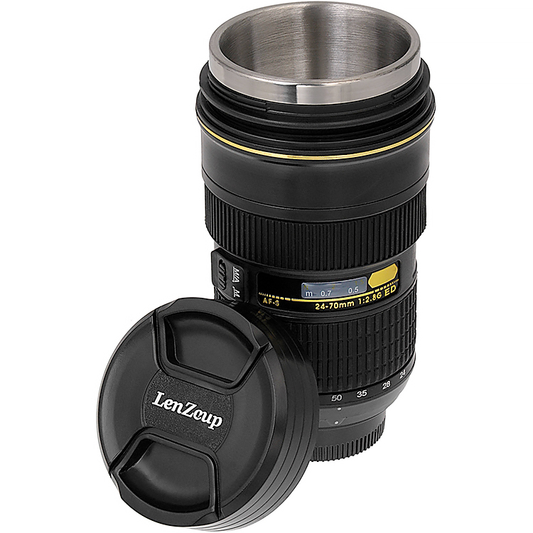 Lens Thermo Cup