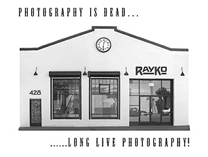 2015 Fall Artists-in-Residence Exhibitions Open at RayKo Photo Center