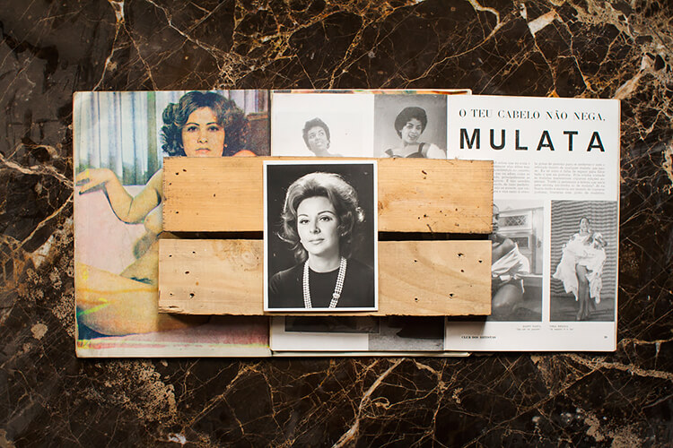 Tarrah Krajnak - Mulata, Pigment Print, 28x42, 2014