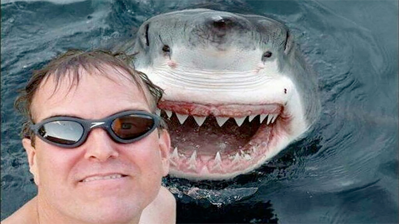 The danger of selfies
