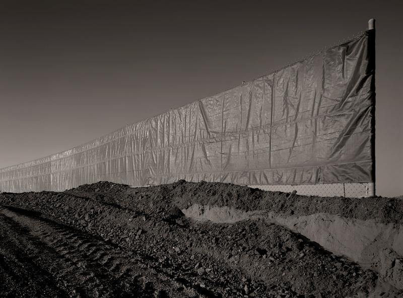 Mark Citret - Wind Fence, 1990