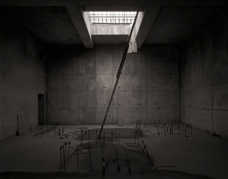 Mark Citret - Extension Ladder, 1991
