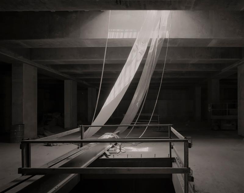 Mark Citret - Four Sided Railing, 1992