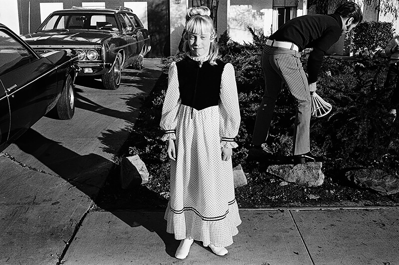 Mimi Plumb - Girl in Pleasant Hill