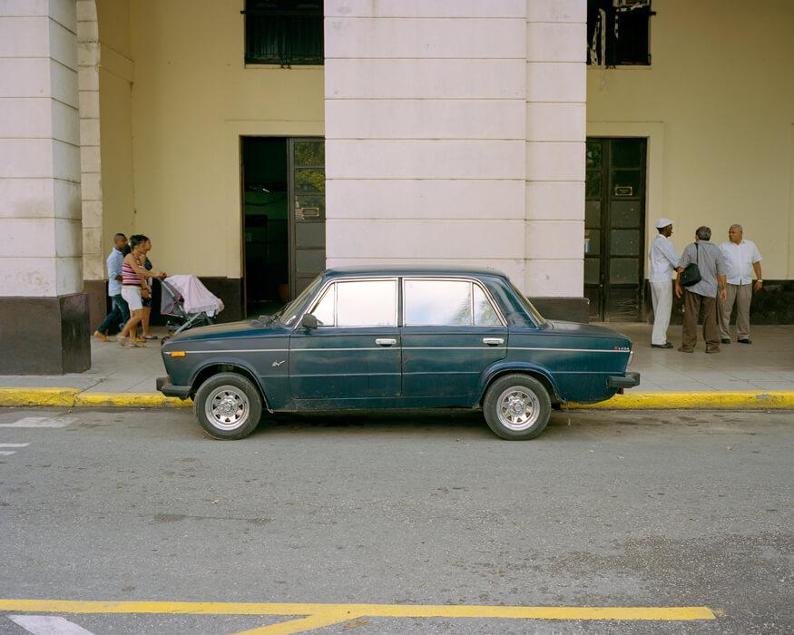 Carson Sanders - Cuba
