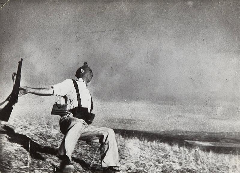 Robert Capa (American 1913-1954)