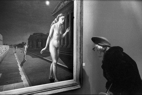 Martine Frank (1938 - 2012)