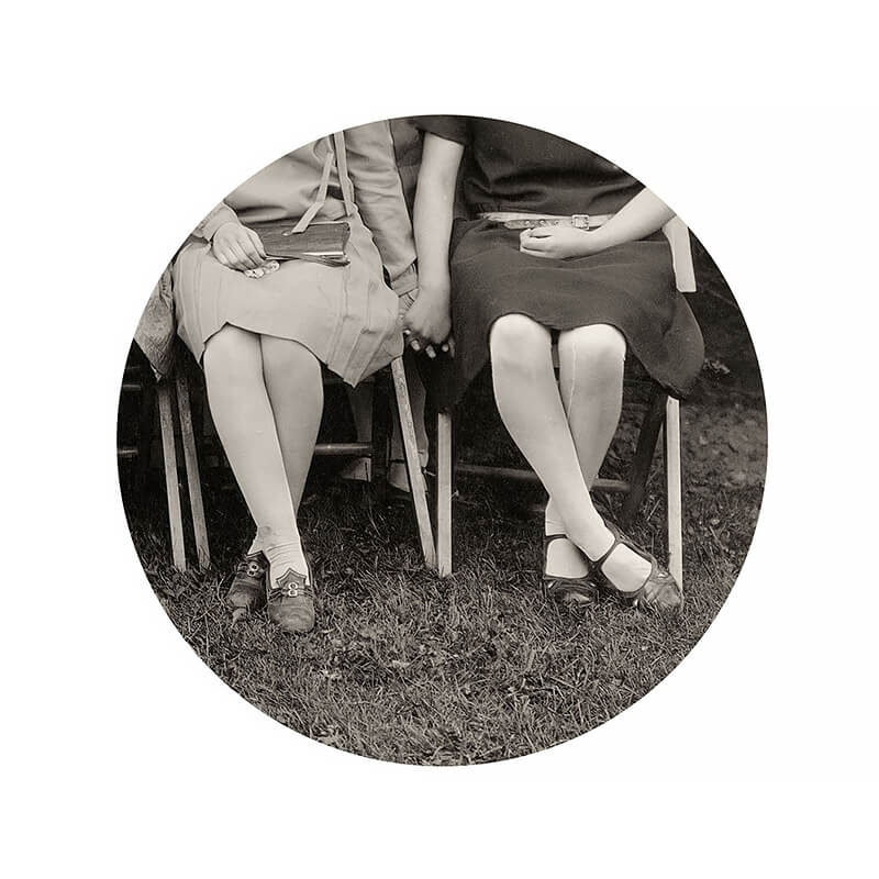 Kris Sanford - Folding chairs