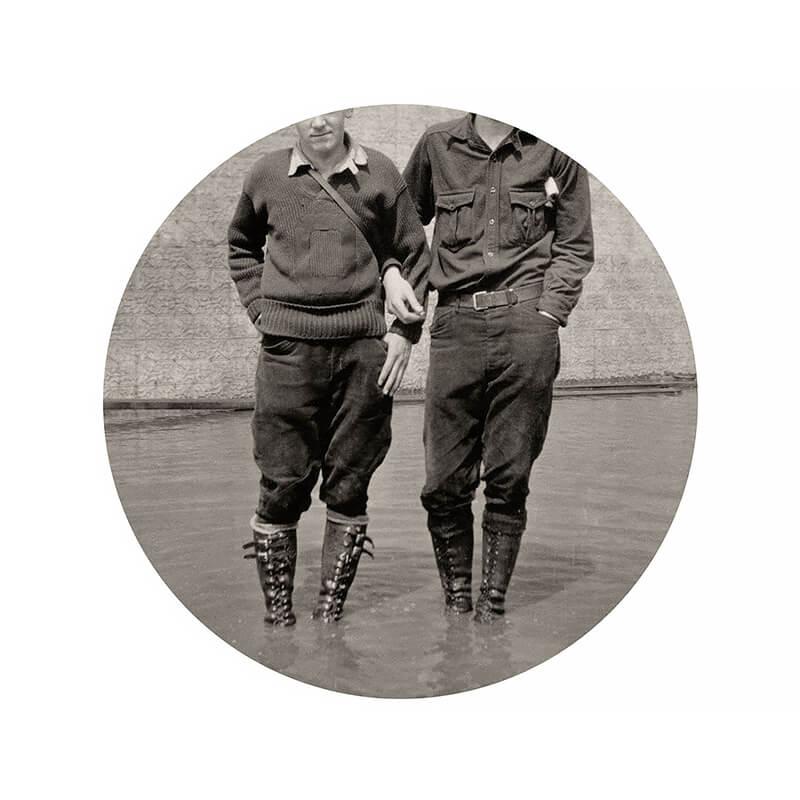 Kris Sanford - Boots