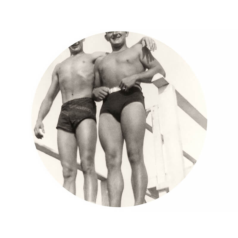 Kris Sanford - Bathing Suits