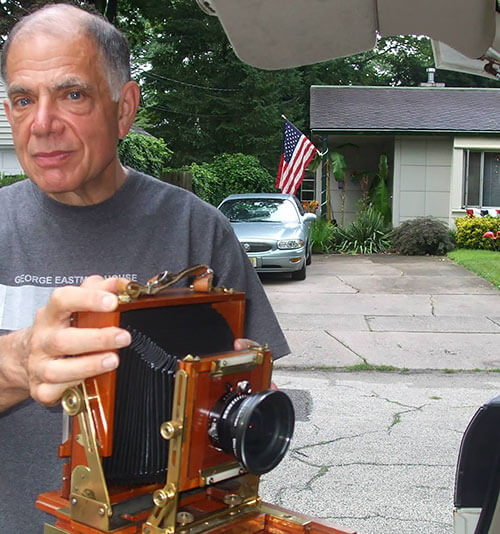 Charles Mintz: Lustron Homes and Hardware Stores