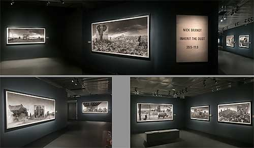 Exclusive Interview with Nick Brandt