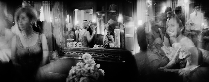 Ben Altman - Wedding Reception. Manhattan, NY, 2012