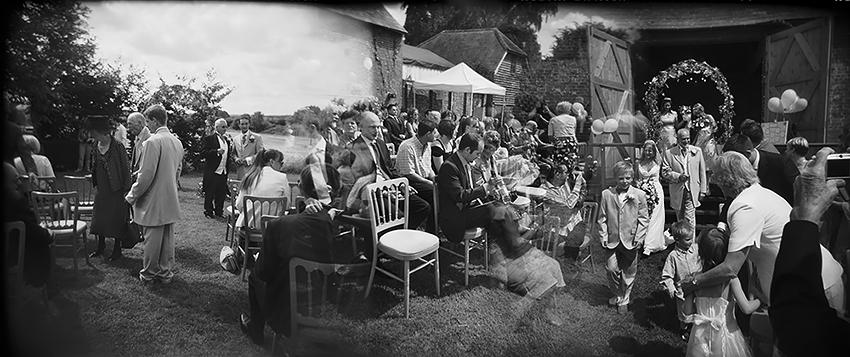 Ben Altman - Nephew Min's Wedding. Hampshire, UK, 2006