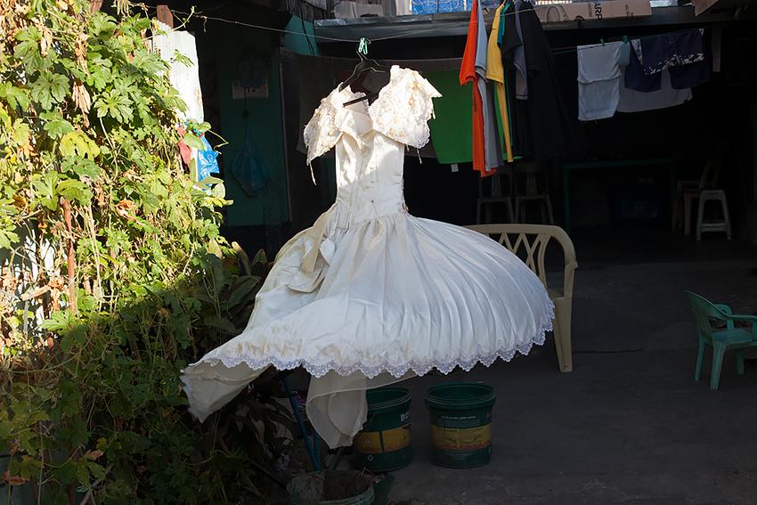 Jason Reblando - Empty Dress, Bataan