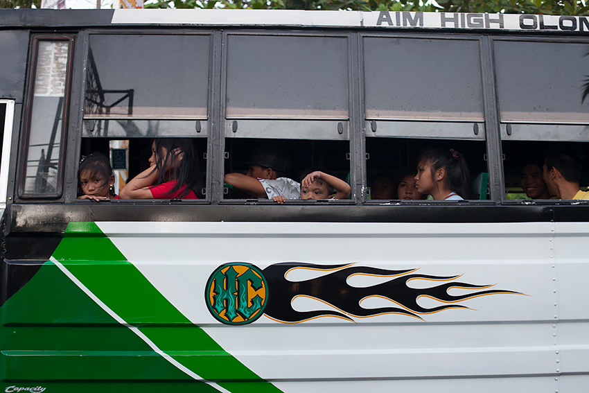 Jason Reblando - Bus, Bataan