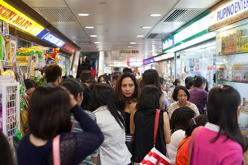 Jason Reblando - Little Manila, Hong Kong