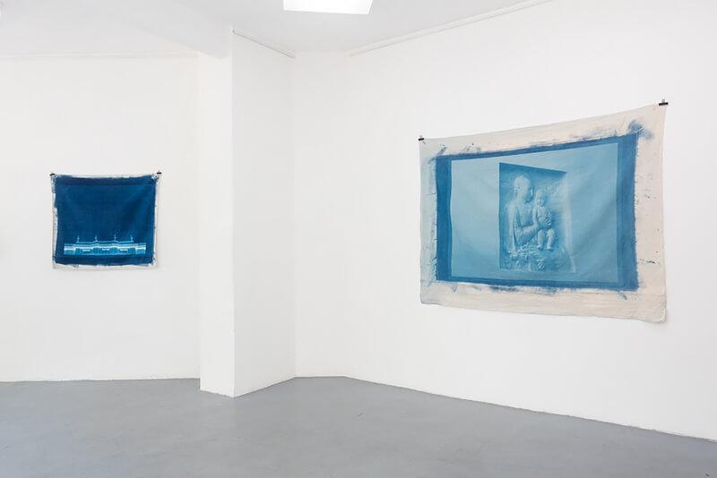 Takeshi Moro: Wannsee in Berliner Blau