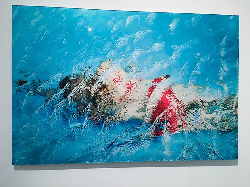 Cheryl Maeder - Submerge, Judith II