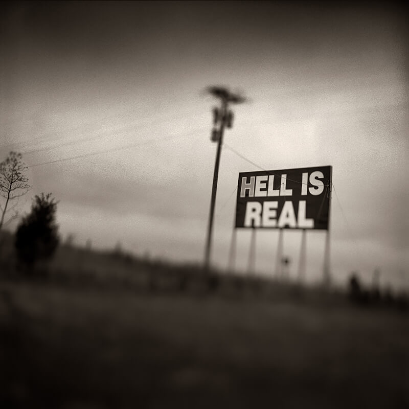 Bill Vaccaro - Hell is Real