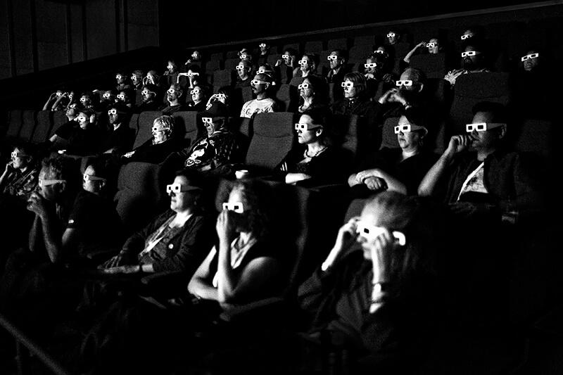 Pamela Gentile - Woodward's Gardens, Sundance Kabuki Cinema, San Francisco