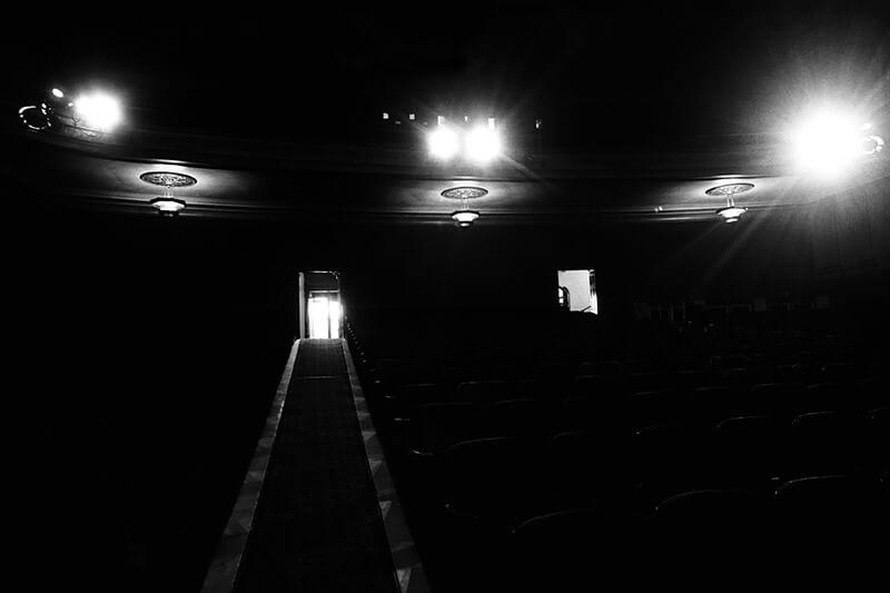 Pamela Gentile - Castro Theatre interior, San Francisco