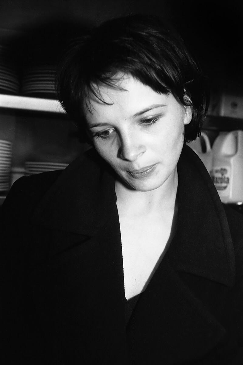 Pamela Gentile - Juliette Binoche
