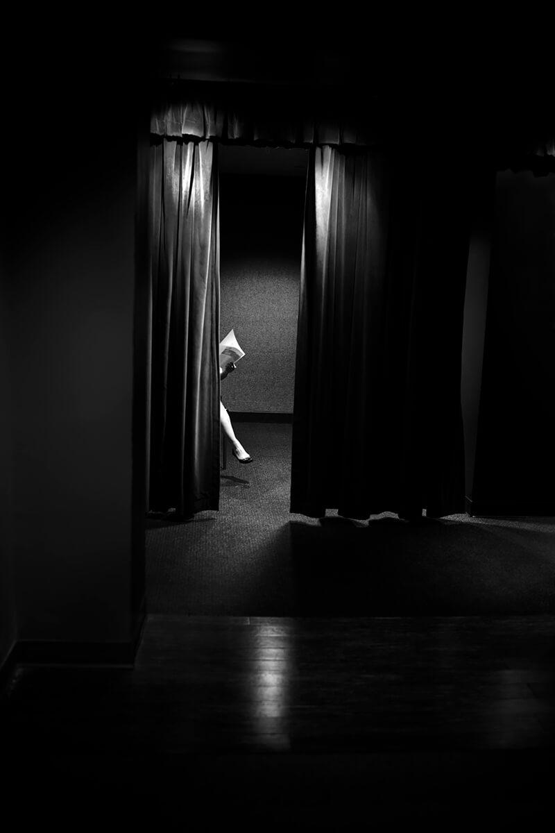 Pamela Gentile - Leg, Sundance Kabuki Cinema, San Francisco