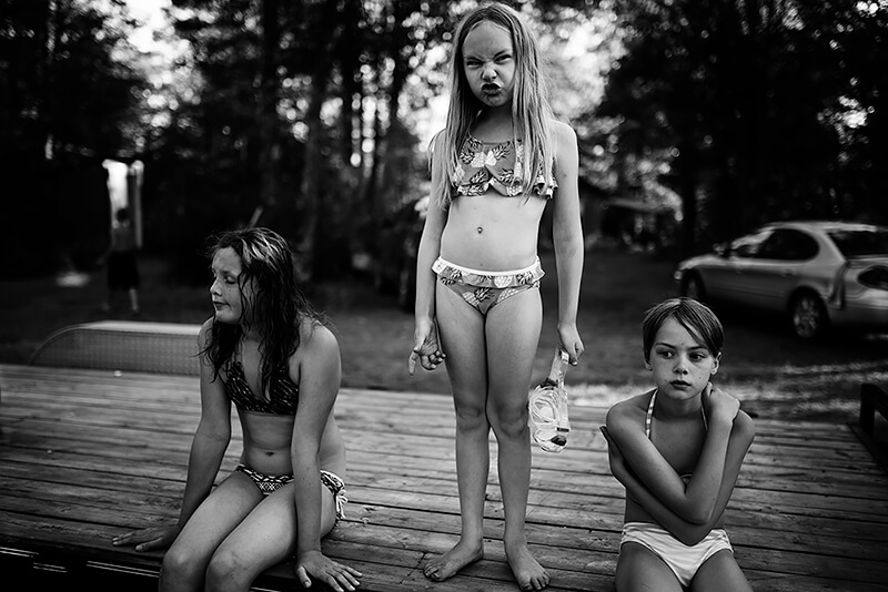 Megan Axelsson - Camping Girls 2