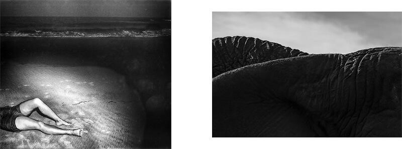 Left: Conrad Pressma and Right: Elisabeth Lemon Coon