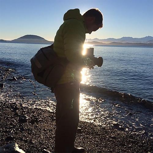 Ben Huff: Atomic Island, Adak