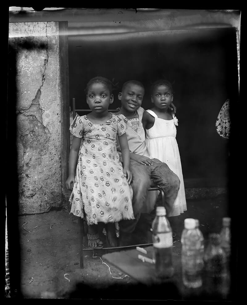 Laena Wilder - Coal Sellers Children