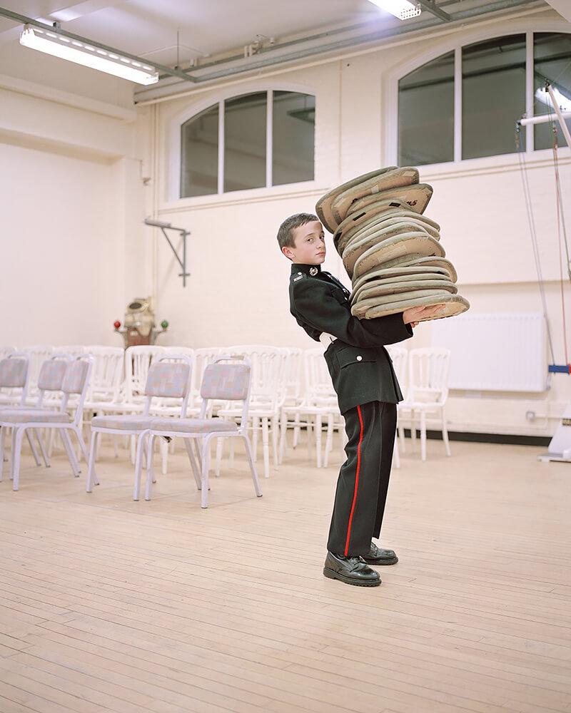 Simon Martin: Cadets
