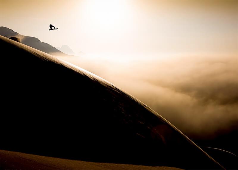 Winnner Mountain Action