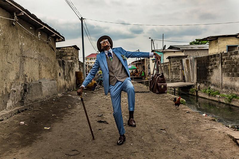 Tariq Zaidi - The Sapeur of Brazzaville