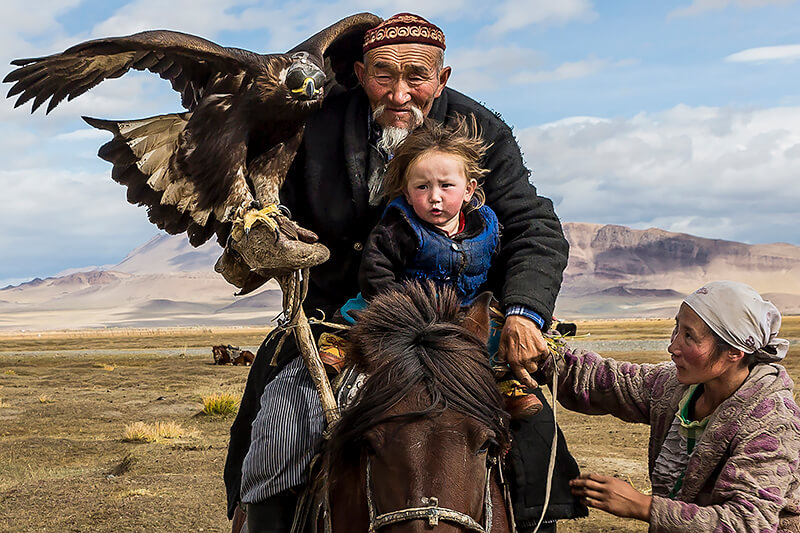 Tariq Zaidi - All Secure, Mongolia