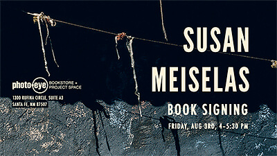 Book Signing Susan Meiselas at photo-eye Bookstore + Project Space