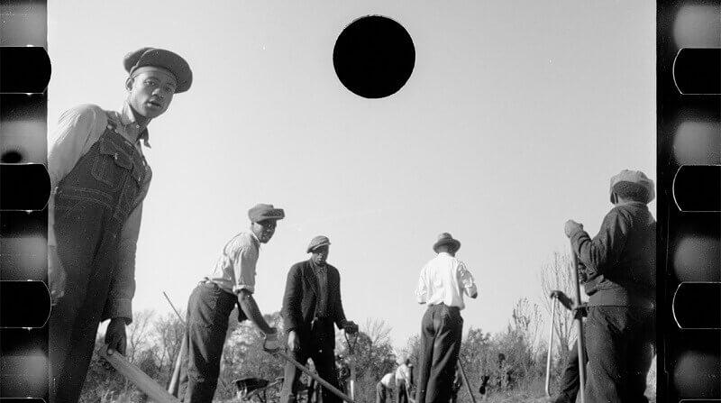 Killed Negatives: Unseen Images of 1930s America - Whitechapel Gallery, London