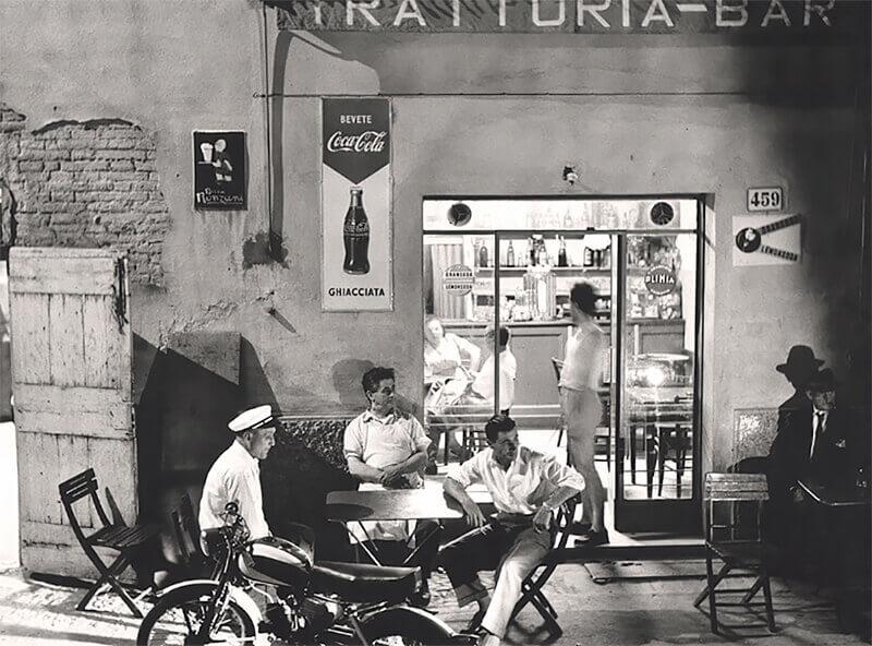 Neorealismo, Nuova Fotografia Italiana - Keith de Lellis Gallery, New York