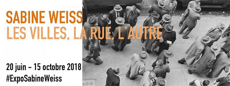 Sabine Weiss: Les Villes, La Rue, L