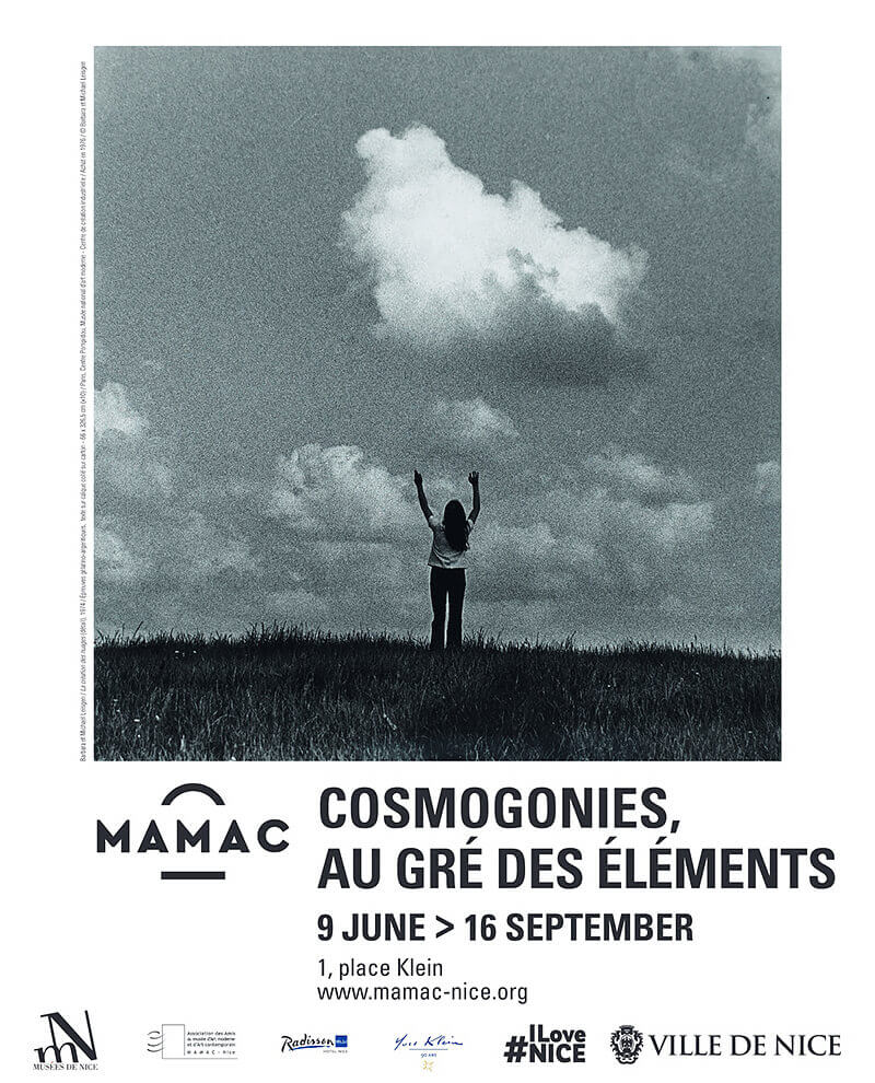 Cosmogonies, Summoning the Elements - MAMAC, Nice