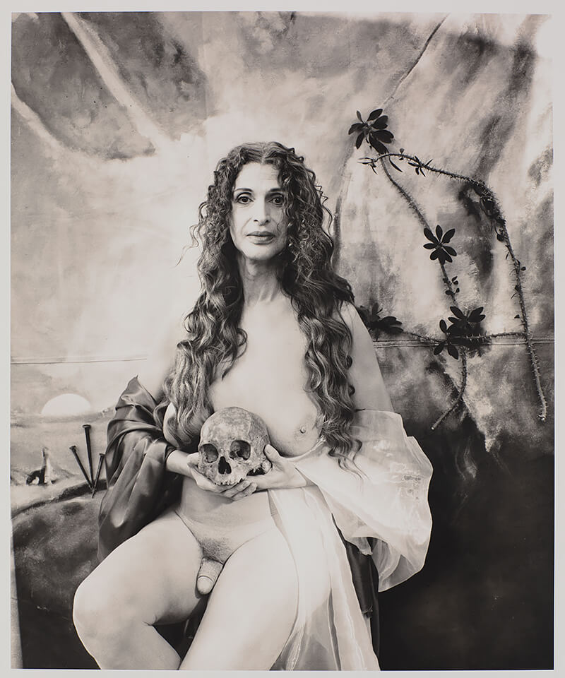 Joel-Peter Witkin - The Soul has no gender
