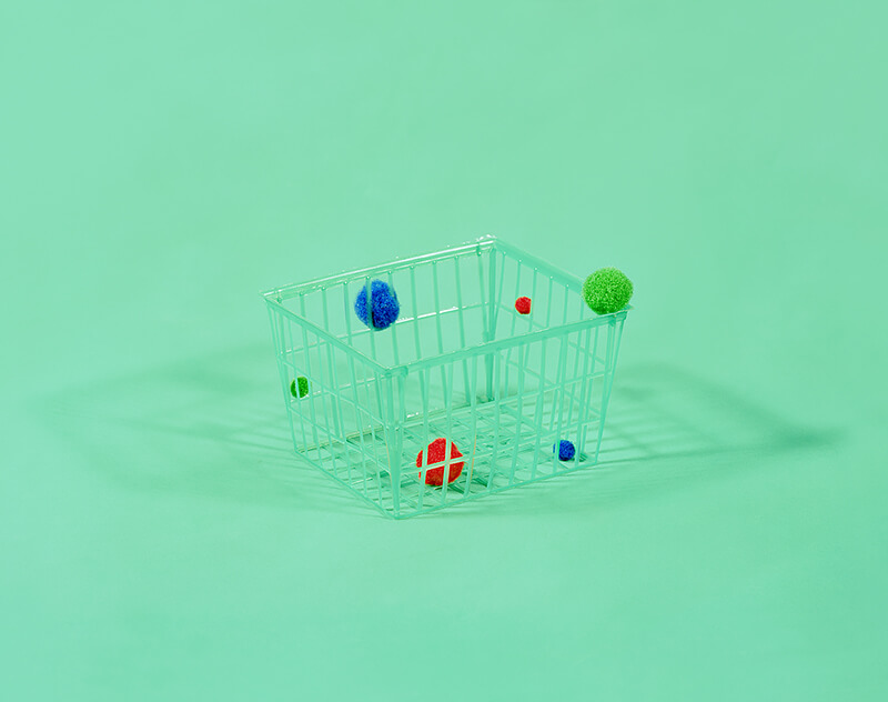 Mauricio Alejo - Little Green Basket
