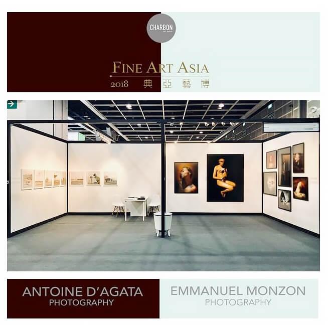 Fine Art Asia 2018: Antoine D