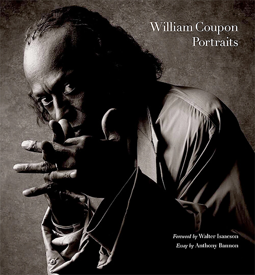 William Coupon: Portraits Book Signing